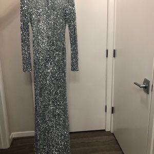Parker Dresses - Long sleeve maxi gown